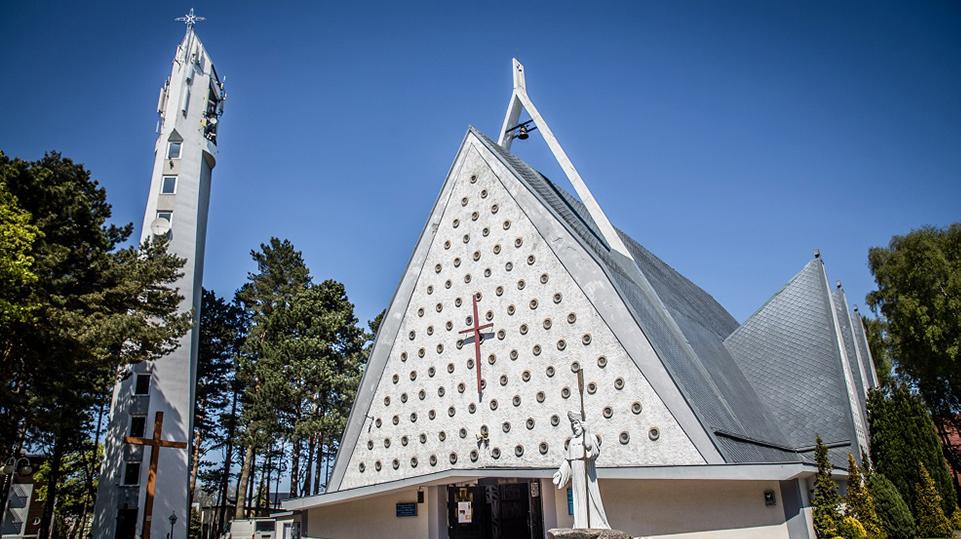 Kościół pw. WNMP we Władysławowie
